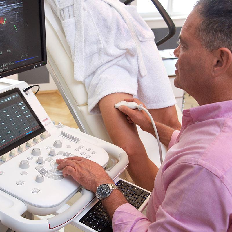Dr Netzer Untersuchung Krampfadern - Organisation Behandlungstermin
